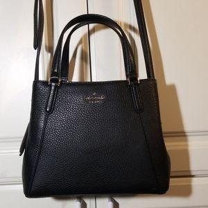 🎁 NWT Kate spade Med  triple compt  satchel bag